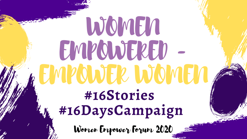 #16stories initiative